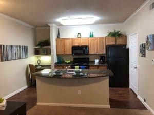 One Bedroom Apartment Organization-Apartments in San Antonio, TX