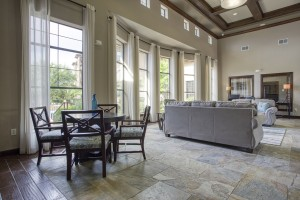One Bedroom Apartments for Rent in San Antonio, TX - Clubhouse Interior (4)