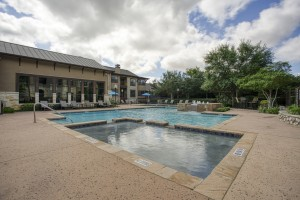 Three Bedroom Apartments for Rent in San Antonio, TX - Pool & Exterior Clubhouse