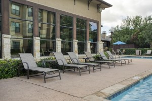 Three Bedroom Apartments for Rent in San Antonio, TX - Pool Lounge Area