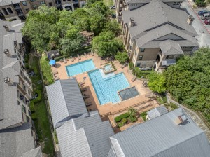 3 Bedroom Apartments for Rent in San Antonio, TX - Aerial View of Community & Pool