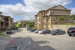 Three Bedroom Apartments for Rent in San Antonio, TX - Exterior Buildings with Parking