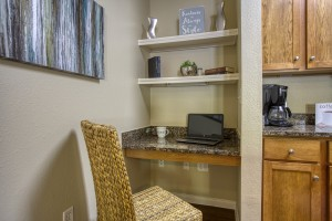 Two Bedroom Apartments for Rent in San Antonio, TX - Model Desk Nook
